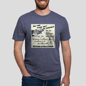 Lucy Vitameatavegamin Mens Tri-blend T-Shirt
