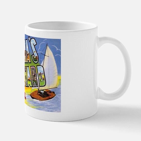 Martha's Vineyard Cape Cod Mug