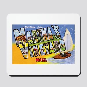 Martha's Vineyard Cape Cod Mousepad