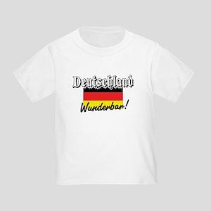 Deutschland Wunderbar Toddler T-Shirt