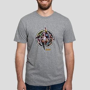 Avengers Infinity War Circl Mens Tri-blend T-Shirt