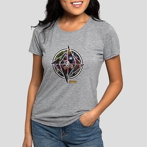 Avengers Infinity War Cir Womens Tri-blend T-Shirt