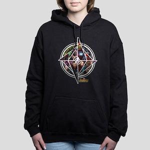 Avengers Infinity War Ci Women's Hooded Sweatshirt