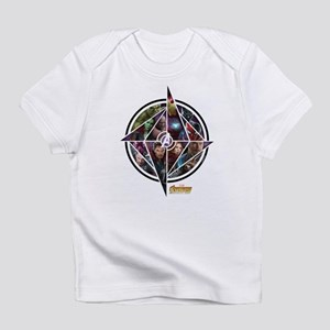 Avengers Infinity War Circle Infant T-Shirt