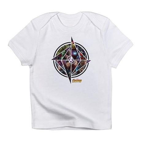 Avengers Infinity War Circle Infant T-Shirt