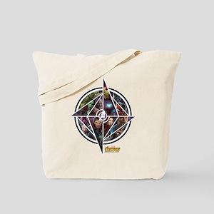 Avengers Infinity War Circle Tote Bag