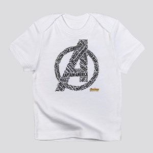 Avengers Infinity War Names Infant T-Shirt