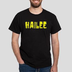 Hailee Faded (Gold) Dark T-Shirt