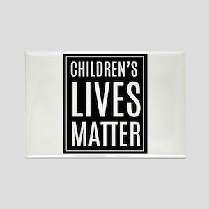 Children's lives matter Magnets