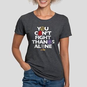 Avengers Infinity War Fig Womens Tri-blend T-Shirt