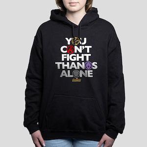Avengers Infinity War Fi Women's Hooded Sweatshirt