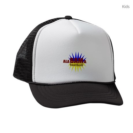 sale retailer 72559 88f46 ... canada alabama football kids trucker hats cafepress eed99 d5b52