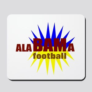 Alabama football Mousepad