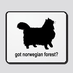 Got Norwegian? Mousepad