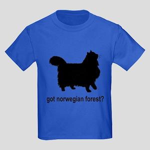 Got Norwegian? Kids Dark T-Shirt