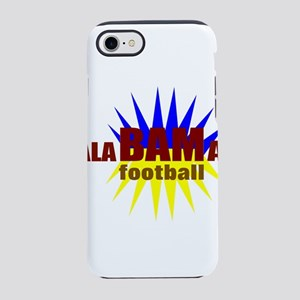 Alabama football iPhone 8/7 Tough Case
