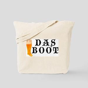 Das Boot Tote Bag