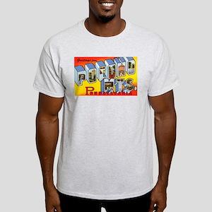 Pocono Mts Pennsylvania (Front) Light T-Shirt