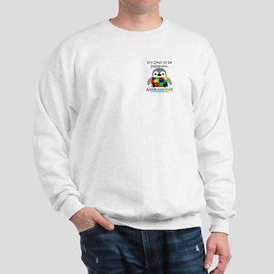 AA Penguins (front & back) Sweatshirt