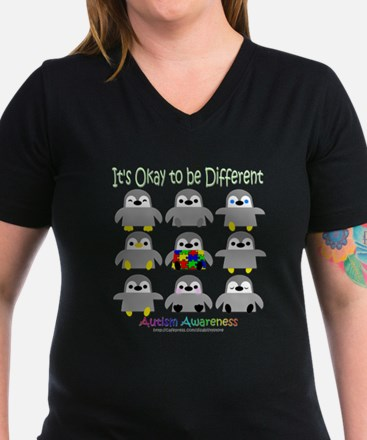 Autism Awareness Penguins Shirt