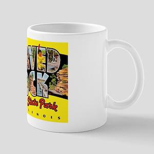 Starved Rock Park Illinois Mug
