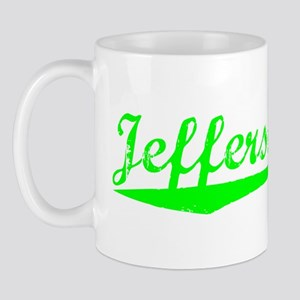 Vintage Jefferson .. (Green) Mug