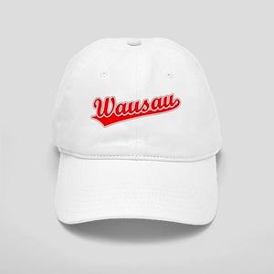 Retro Wausau (Red) Cap