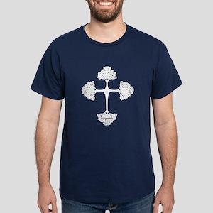 Cross Trees Dark T-Shirt