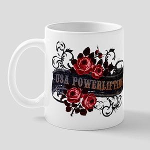 WOMEN'S POWERLIFTING Mug
