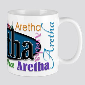 Aretha Mugs