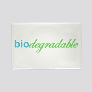 Biodegradable Rectangle Magnet