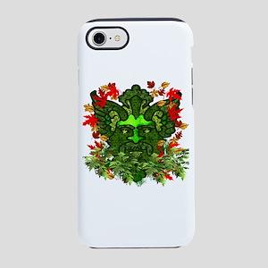 Green Man Art iPhone 8/7 Tough Case