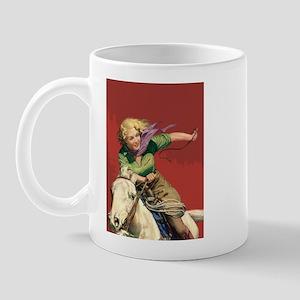 Sexy Cowgirl Mug