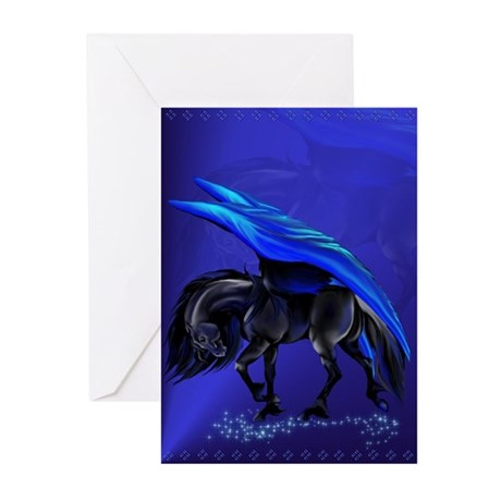 Night Flyer Greeting Cards (Pk of 10)