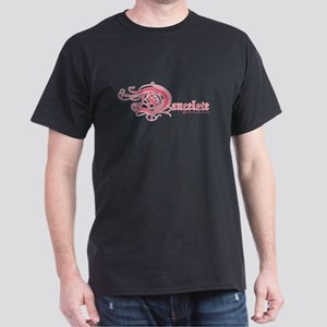 Dancelete Pink Dark T-Shirt