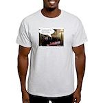 Light T-Shirt - Hillary Clinton is Black?
