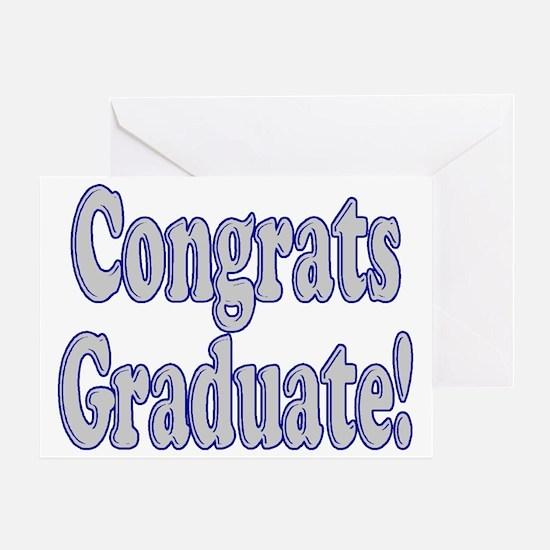 Congrats Graduate! Greeting Card