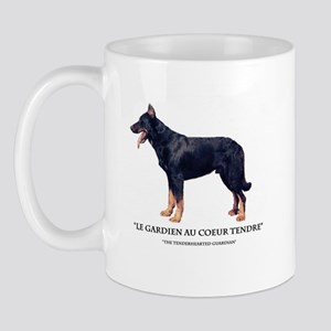 Tenderhearted Guardian Mugs