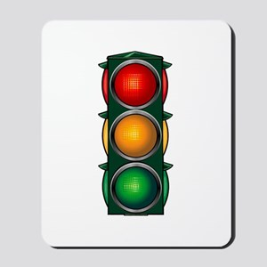 Stop Light Mousepad