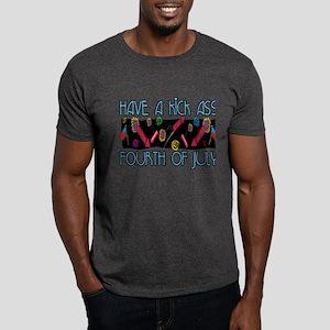 Kick Ass Fourth Of July Dark T-Shirt