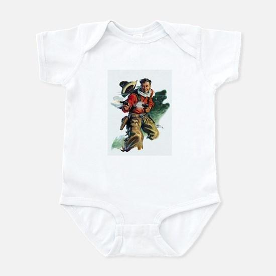 Heat of Battle Infant Bodysuit