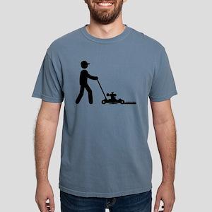 Lawn Mowing T-Shirt
