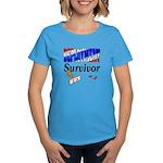 Deployment Survivor x1 Women's Dark T-Shirt