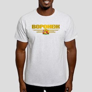 Voronezh Flag White T-Shirt