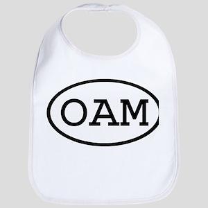 OAM Oval Bib
