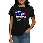 Deployment Survivor x2 Women's Dark T-Shirt