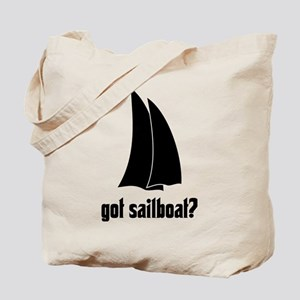 Sailboat 3 Tote Bag