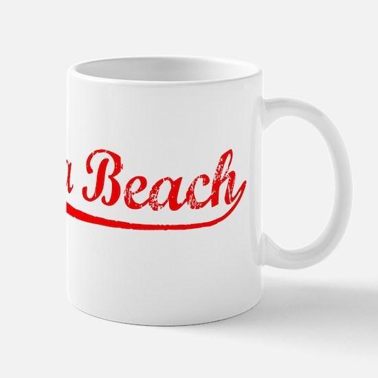 Vintage Hermosa Be.. (Red) Mug