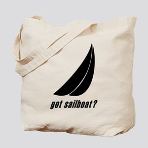 Sailboat 2 Tote Bag