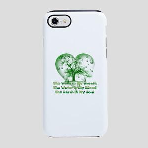 Earth Connection iPhone 8/7 Tough Case